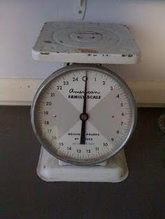 83 best weight for me images vintage kitchen scale vintage decor rh pinterest com