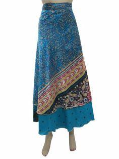 Sarong Reversible Wrapskirt Blue Sari Hippie Skirts Beach Wear Dresses Mogul Interior,http://www.amazon.com/dp/B00H8N1URO/ref=cm_sw_r_pi_dp_c6NRsb09WQVJTGMP