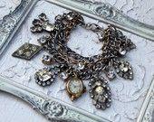 Vintage Charm Bracelet~