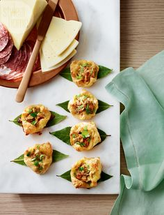 A delicious appetizer with only four ingredients means less time in the kitchen! {PHOTO: Maya Visnyei}
