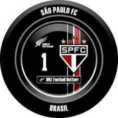 DNZ Football Buttons: São Paulo FC