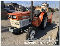UsedJapaneseTractors.jp : KUBOTA B160DT 4WD Kubota, Tractors, Outdoor Power Equipment, Japanese, Japanese Language
