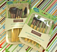 The Happy Sloths: EcoTools 6 Piece Brush Sets Review