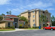 As I moved up in my career at UWF, I moved to Village West. Great apartments!