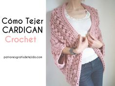 Strickjacke mit Step by Step-Fantasiestich Gehäkelte Strickjacke mit Step by Step-Fantasiestich,Gehäkelte Strickjacke mit Step by Step-Fantasiestich, Old Shale Shawl Knitting pattern by Amanda (Shuttermonkey) Crochet Applique Patterns Free, Granny Square Crochet Pattern, Crochet Cardigan, Crochet Stitches, Knitting Patterns, Chunky Cardigan, Learn To Crochet, Diy Crochet, Crochet Crafts