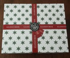 Glossybox December 2014 Unboxing