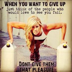 Give up?