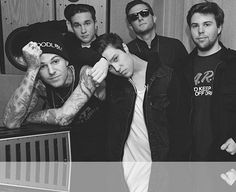 the neighbourhood, their I Love You Cd is fantastic