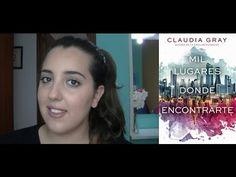 Reseña - Mil Lugares Donde Encontrarte de Claudia Gray | Todo Libros