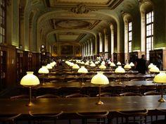 Sorbonne library Sainte Genevieve