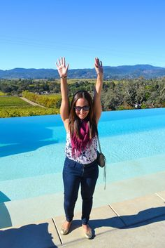 Unique wineries in Napa Valley are hard to come by! Find 9 of my favorite unique wineries in Napa here! Sterling Vineyards, Best Wine Clubs, Napa Valley Wineries, Napa Winery, Wine Tasting Experience, Cruise Travel, Wine Country, Celebrity Weddings, Nice View
