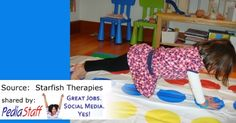 PT Corner: Priming the Muscles   - pinned by @PediaStaff – Please Visit  ht.ly/63sNt for all our pediatric therapy pins