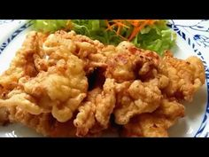 Chicken Tempura Recipe (How to cook a simple & yummy Chicken Tempura) Tempura Chicken Recipe, Chicken Nugget Recipes, Chicken Nuggets, Chinese Food, Japanese Food, Japanese Recipes, Vegetable Pakora, Asian Recipes, Lunch
