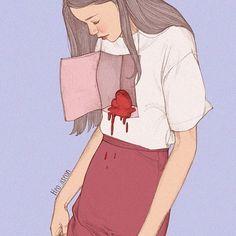 Illustrazione @yuugi83   #frizzifrizzi #illustration