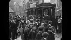 1902 - Additional street scenes in England and Ireland (w/ added sound) Vintage Dance, Silent Film, Dance Music, Historical Photos, Ireland, Films, Entertainment, Colour, Black And White