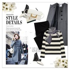 """""""Style details"""" by amaryllis ❤ liked on Polyvore featuring Charles Anastase, Old Navy, STELLA McCARTNEY, Uniqlo, Yves Saint Laurent and Prabal Gurung"""