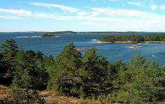 Archipelago of southwest Finland, near Parais (Pargas)