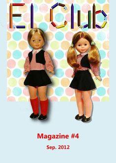 El Club Magazine Nº4  Revista de Interés Muñequil Número 4 Sep 2012