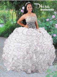 Quinceanera Dress #10119