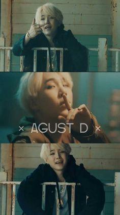 Agust D - Suga Wallpaper Bts Mv, Bts Bangtan Boy, Min Yoongi Bts, Min Suga, Yoonmin, Woozi, Taemin, Suga Free, Rapper