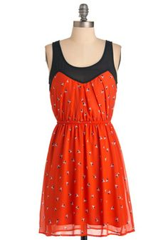 Third Tri's the Charm Dress, #ModCloth