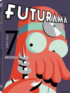 This seventh volume of episodes culled from the run of the sci-fi animated…