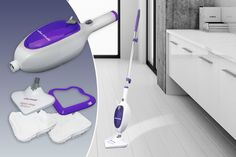 I just bought 3-in-1 Steam Mop (now £14.99) via @wowcher