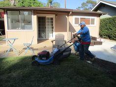 Garden Maintenance, Santa Barbara, Lawn Mower, Outdoor Power Equipment, Classic, Lawn Edger, Derby, Yard Maintenance, Grass Cutter