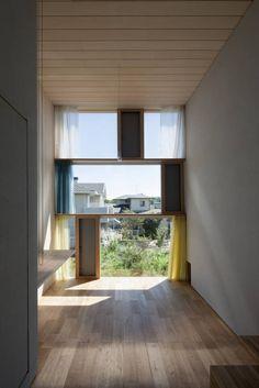 ihrmk の モダンな 窓&ドア 書斎東側の窓その2