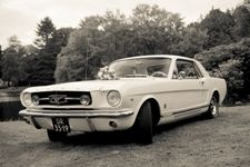 Ford Mustang Verhuur