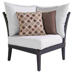 Astoria Corner Chairs in Moroccan Cream $899.99