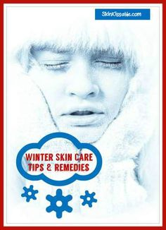 Best winter skin care tips and routine. 8 home remedies to take care of dry skin in winter.