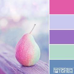 pear colors - Patternpod