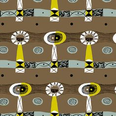 Robert Stewart, the Scottish designer and artist, was a contemporary of Lucienne Day and one of the few designers she admired. A prolific worker, Stewart produced paintings, tapestries, graphics, ceramics and murals but it is his textile designs that have been the most influential