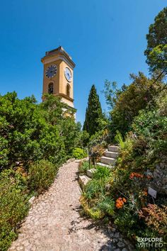 Vacation Places, Places To Travel, Places To Go, Vacations, Visit France, South Of France, Eze France, France Landscape, Villefranche Sur Mer