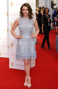 Maisie Williams | Best Dressed | Pinterest | Maisie williams