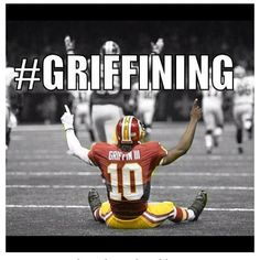 My Favorite My Favorite team. Redskins Logo, Robert Griffin Iii, Go Packers, Number 10, Washington Redskins, Football Season, Nfl, Funny Memes, Humor