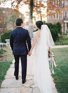 Elegant Wedding Ideas via oncewed.com