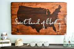 Sweet land of liberty - Aimee Weaver Designs