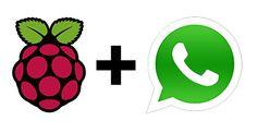 Raspberry Pi иWhatsApp