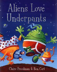 {Kids Yoga Lesson Plan } Aliens Love Underpants - A kids yoga class plan from Cosmic Kids: http://www.cosmickids.co.uk/aliens-love-underpants-a-kids-yoga-class-plan/