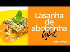 Lasanha de abobrinha light: deliciosa e low-carb