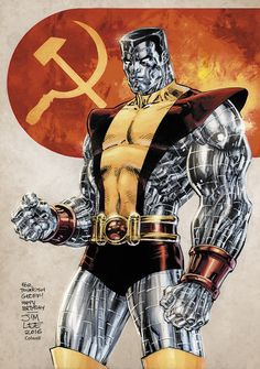 Colossus by Jim Lee