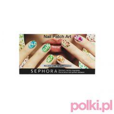 Naklejki do paznokci Sephora, cena 29 zł #polkipl