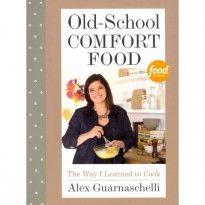 Old-School Comfort Food (Hardcover) Book