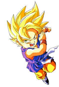 Son Goku GT SSJ