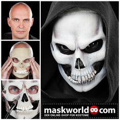 1000 images about make up tutorials on pinterest german news halloween horror and christmas. Black Bedroom Furniture Sets. Home Design Ideas