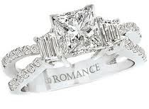 Diamond Engagement Rings from Romance Bridal Jewelry at Roy Rose Jewelry - Fairhope, AL
