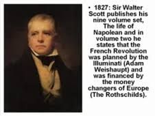 French Revolution planned by Adam Weishaupt and financed by Rothschild