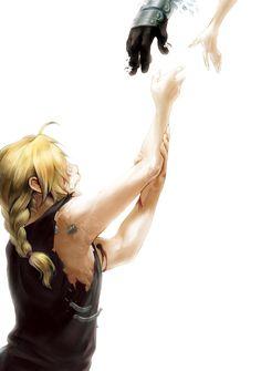 Edward Elric, Fullmetal alchemist